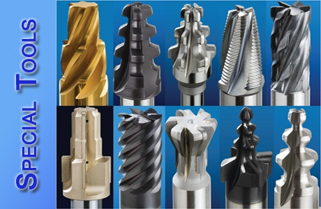 Carbide Endmill and Drills